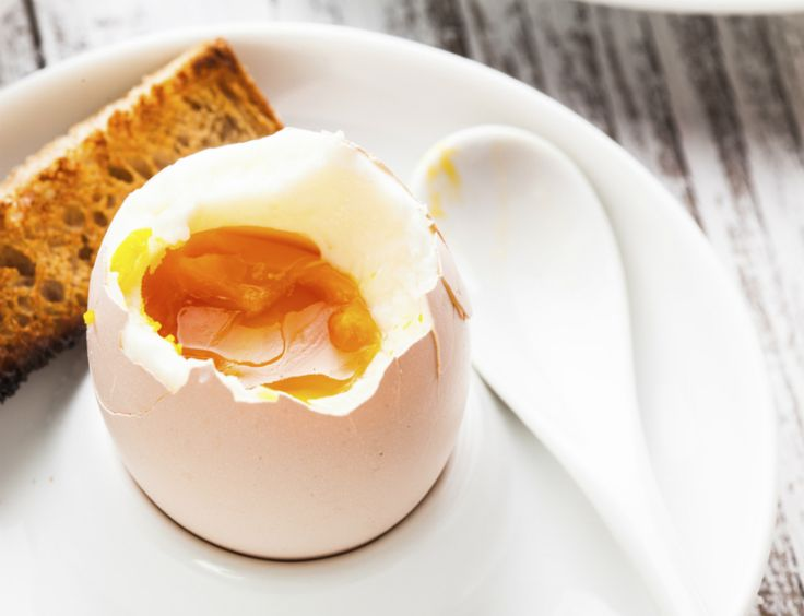 3 x eieren koken.. in de magnetron!