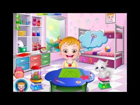 Baby Hazel game play