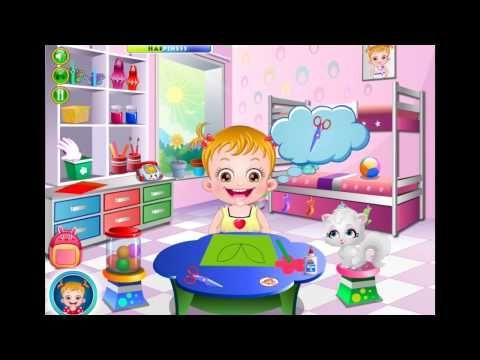 Baby Hazel game play
