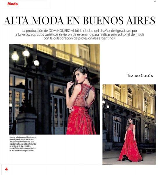 ALTA MODA EN BUENOS AIRES REY DANIEL FOTOGRAFIA