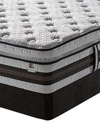 iSeries by Serta Profiles Hybrid Tranquil Retreat Super Pillowtop Luxury Plush California King Mattress Set