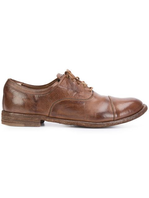 Shop Officine Creative Lexikon oxford shoes.
