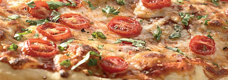 Margherita Pizza from @kingarthurflour is tasty and easy to make!