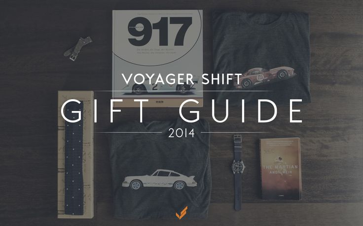 The 2014 Voyager Shift Gift Guide