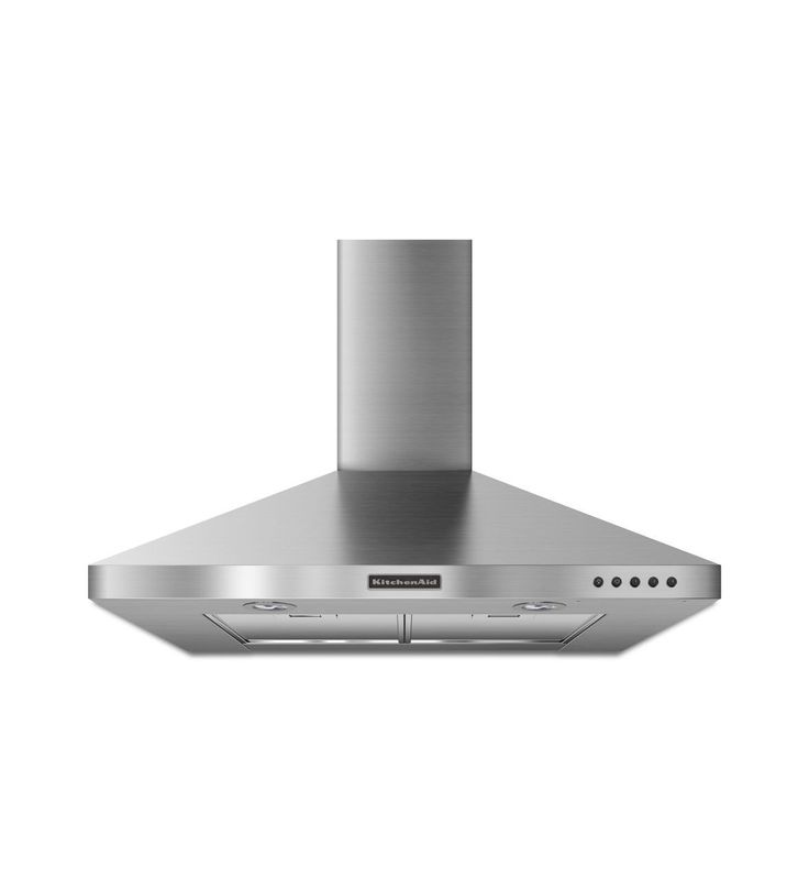 Kitchenaid 30 39 39 wall mount 400 cfm canopy hood architect for Kitchenaid f series