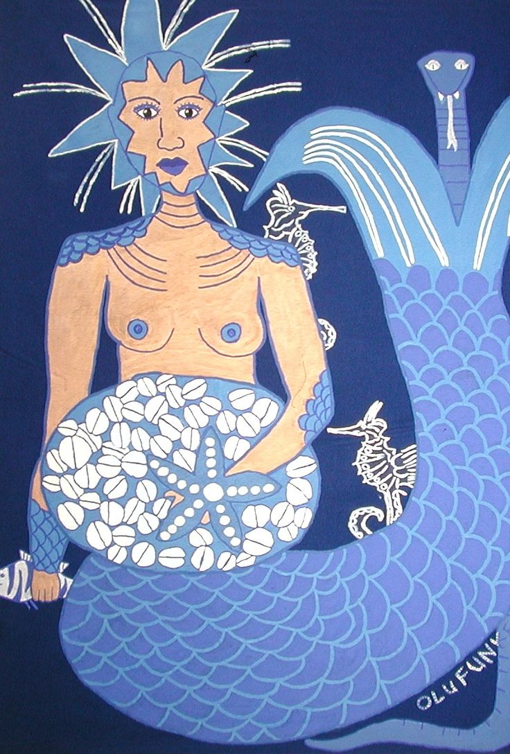 Premiere Mermaid 1999 Olufunke Morrishow