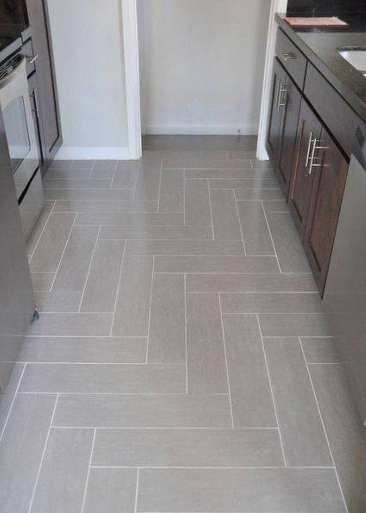 1000 ideas about herringbone tile floors on pinterest. Black Bedroom Furniture Sets. Home Design Ideas