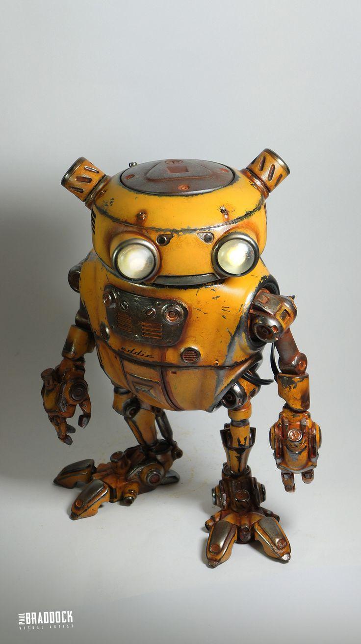 best robots images on pinterest