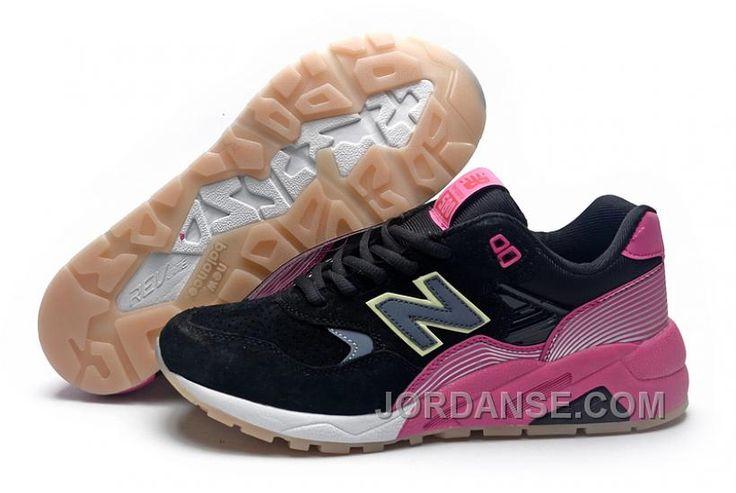https://www.jordanse.com/2016-new-balance-580-women-black-pink-for-sale.html 2016 NEW BALANCE 580 WOMEN BLACK PINK FOR SALE Only $65.00 , Free Shipping!