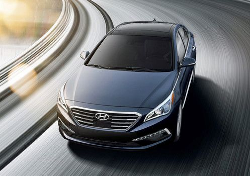 The amazing 2015 Hyundai Sonata -- Offering comfort, great driving dynamics, astonishing styling, great value, responsive handling and driving, and it offers a plethora of dri...
