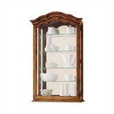 Found it at Wayfair - Vancouver II Wall Curio Cabinet