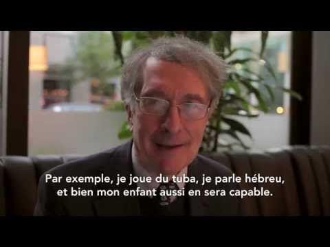 Interview Howard Gardner - Les intelligences multiples