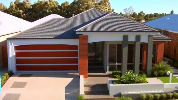 The Colonnade Display Home Perth