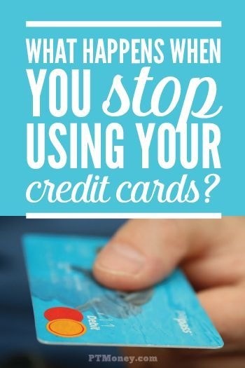Have you ever wanted to stop using one of your credit cards? PT finds out what could possibly happen if you do leave your credit card inactive for too long. saving money, ways to save money