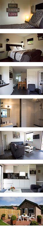 MEENS bed & breakfast : is een appartementengebouw, compleet keuken, grote flatscreen tv, koelkast, combi-magnetron, free wifi | Heisterbrug 111 Schinnen, Zuid-Limburg