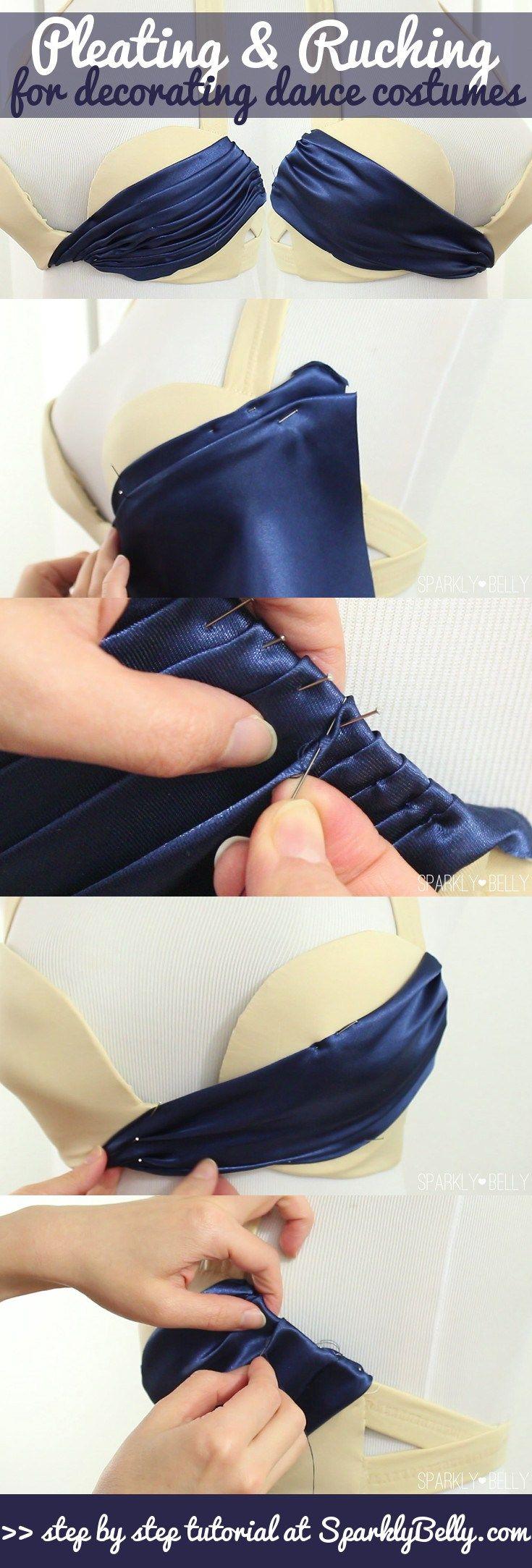 Aprende a plisar tus prendas