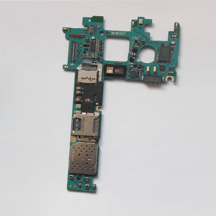 Utama motherboard untuk samsung galaxy note 4 edge n915g 32 gbunlocked