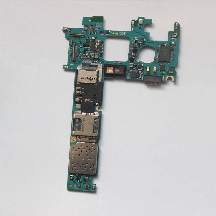 ГЛАВНАЯ МАТЕРИНСКИЕ ПЛАТЫ ДЛЯ Samsung Galaxy Note 4 Edge N915G 32 GBUNLOCKED