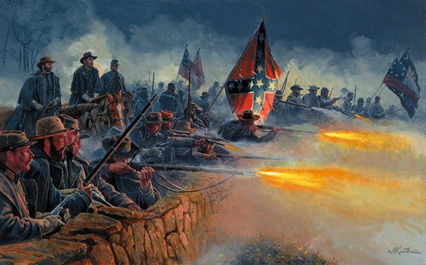 The 45th Virginia Infantry