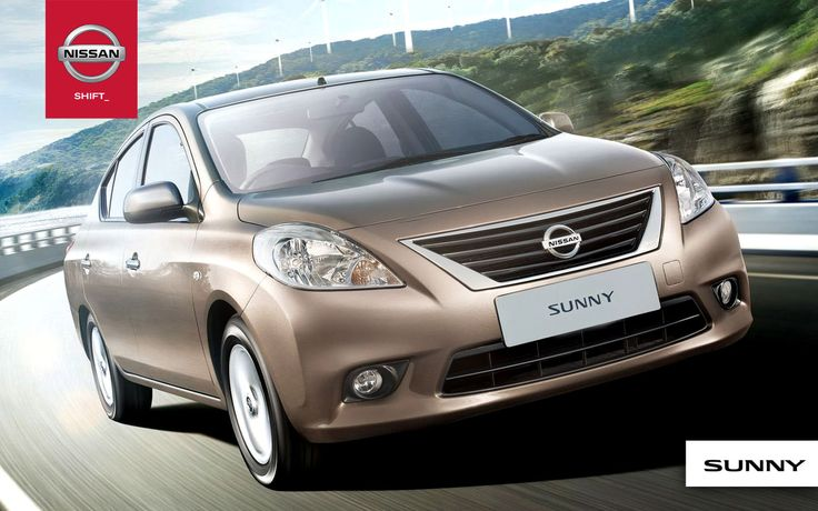 #‎NissanSunny‬ - This car will keep you always ahead. Shakti Nissan.