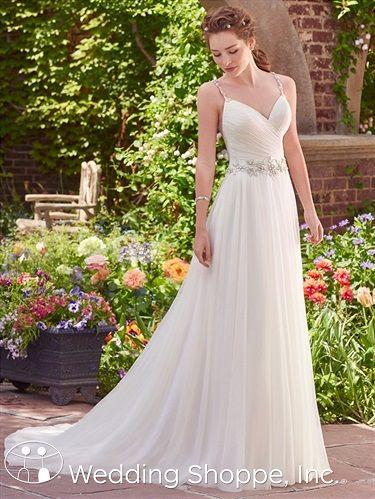 Rebecca Ingram Shelley Bridal Gown