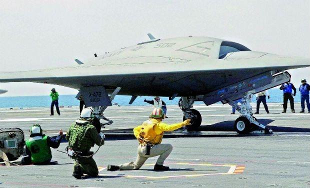 US develops new drone