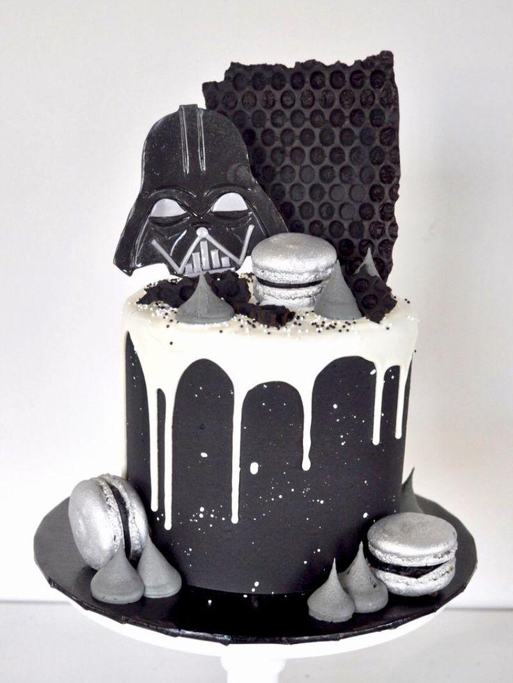 Star Wars-Geburtstagsfeier-Ideen   – Star wars birthday Party ideas