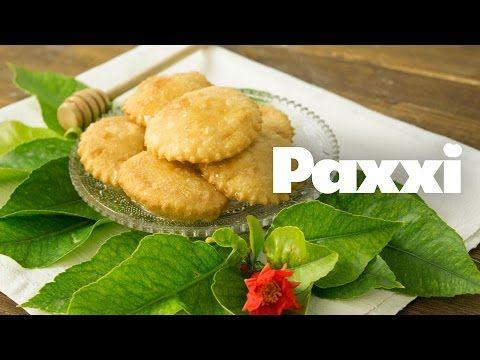 Κρητικά μυζηθροπιτάκια με μέλι — Paxxi