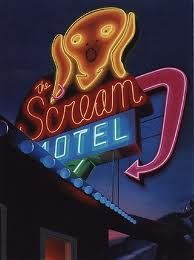 The Scream Motel.