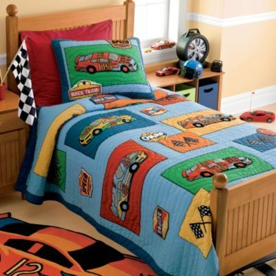 racing bedding for boys pro racing quilt boys bedding kids decorating ideas