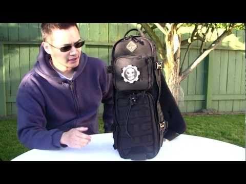 Gear: Hazard 4 Evac Plan B Slingpack (see description) - YouTube