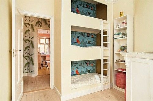 I'll build one of these in my spare room so all of