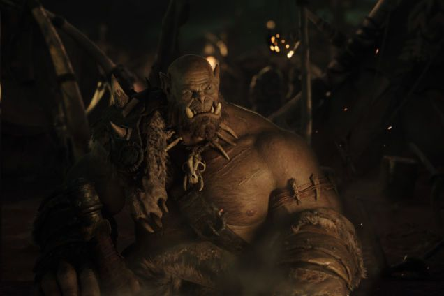 We've Just Seen The First Amazing Footage From The WarcraftMovie
