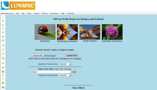 30 Awesome Free Photo Effects and Photo Sharing Sites