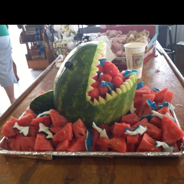 Best images about carving watermelons on pinterest