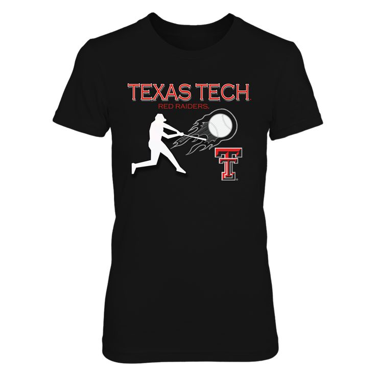 Texas Tech Red Raider Baseball Swinging for the Fences T-Shirt, *Texas Tech Baseball Merchandise and Apparel * Cheer on your Texas Tech Rangers baseball team as they head down the Road to Omaha for the College World Series. TCU baseball apparel is available in custom design Auburn t-shirts, tank tops and Auburn Hoodies for the cool evening night games. Texas... The Texas Tech Red Raiders Collection, OFFICIAL MERCHANDISE  Available Products:          Gildan Women's T-Shirt - $26.95 Next Level…