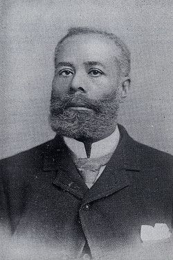 "African-American inventor Elijah the Real McCoy was born in Canada on May 2, 1844, the son of escaped slaves.  During his life time McCoy received 57 patents for devices which improved versions of his automatic lubrication process. The high quality of McCoy's inventions gained such notoriety that the phrase ""the Real McCoy"" was coined to distinguish his inventions from cheap imitations."