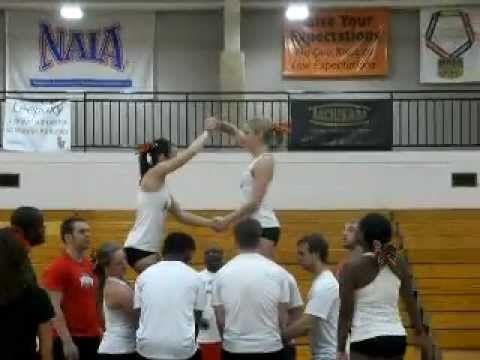 Tarzan Stunt Transition - YouTube