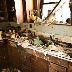 Filthy Kitchen Sink