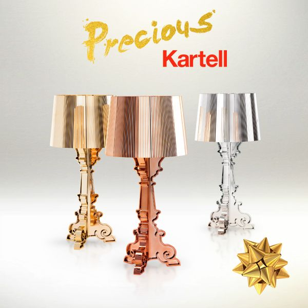 Looking for the perfect gift? Explore our Precious Collection: a special Xmas selection for a sparkling holiday season! http://www.kartell.com/special/preciousxmas?tp=73324&utm_source=ed&utm_medium=social&utm_campaign=Editorial_Kartellxmas_nov14