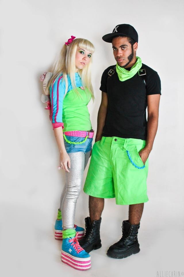 innovative rave outfits ideas for guys 10