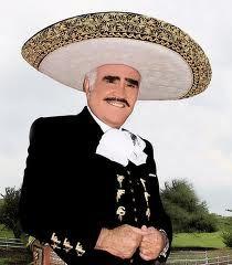 Vicente Fernández nació el estilo jalisciense en huentitan y sé casó con maria del refugio abarca y es un actor y cantante