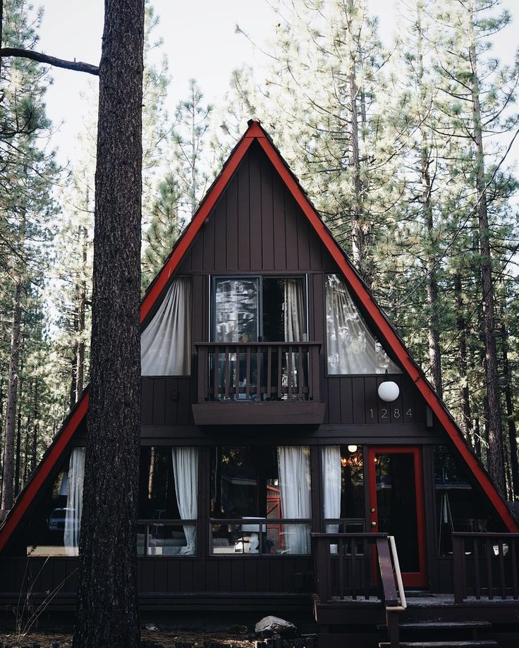 The coziest a frame cabin btintahoe lotto winnings for House framing 101