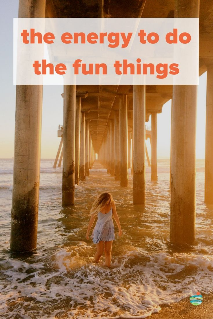 Warm weather is coming (it is isn't it).  Yep.   So we want to help you have the energy to do the fun things this summer