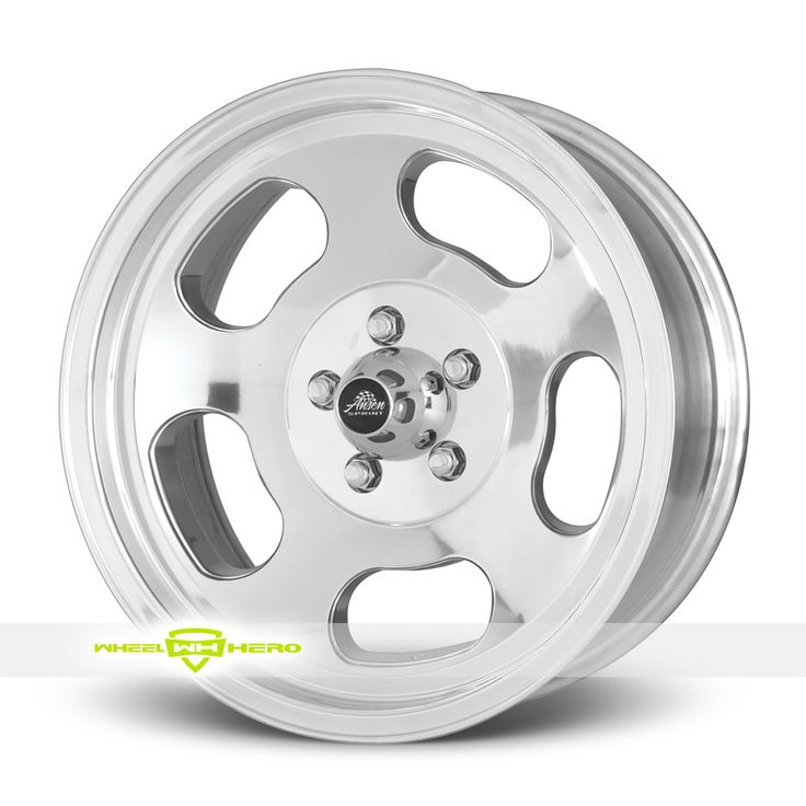 American Racing VNA69 Ansen Sprint Polished Wheels For Sale - For more info: http://www.wheelhero.com/customwheels/American-Racing/VNA69-Ansen-Sprint-Polished