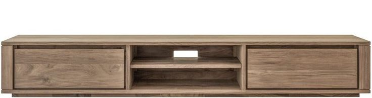 Elemental TV Cupboard $2195 This cabinet is made of luxurious teak wood.