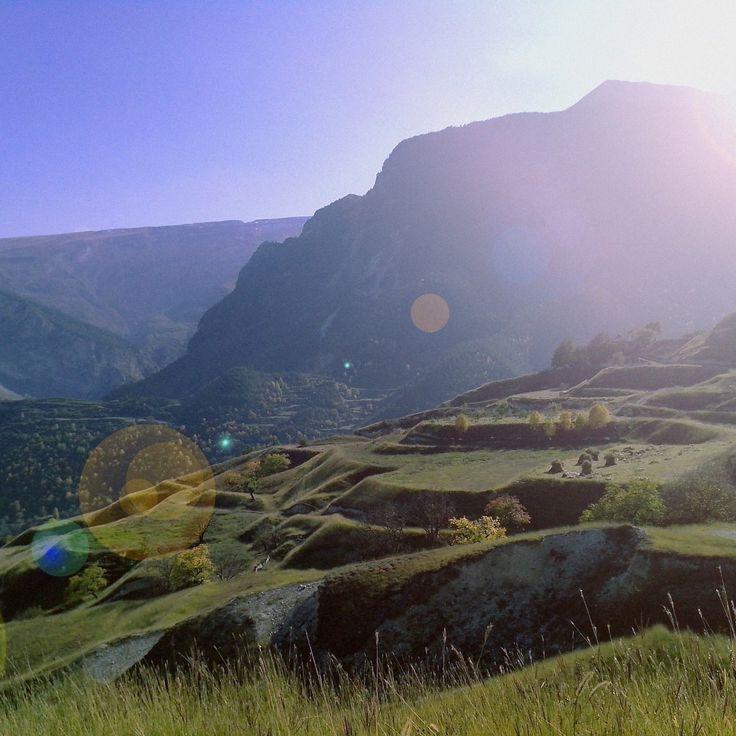 Dagestan, autumn