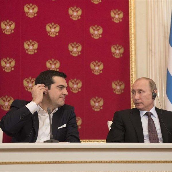 Μήνυμα Τσίπρα από τη Μόσχα στις Βρυξέλλες για τη διαπραγμάτευση: η Ελλάδα είναι ένα κυρίαρχο κράτος που ασκεί την εξωτερική της πολιτική επ' ωφελεία του ελληνικού λαού