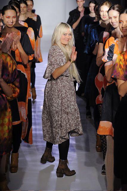 Ivana Helsinki designer Paola Suhonen