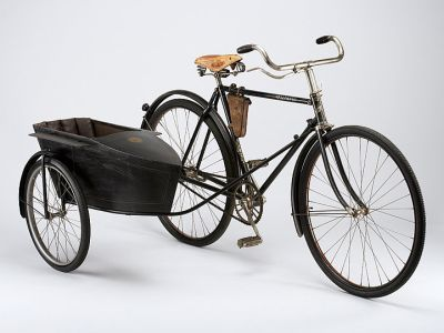 bicycle pet sidecar trailor | Velo-city - Bicycle Sidecars